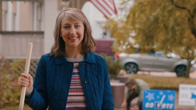 <i>SNL</i>'s Democratic Midterm Ad Captures the Anxiety of a Nation