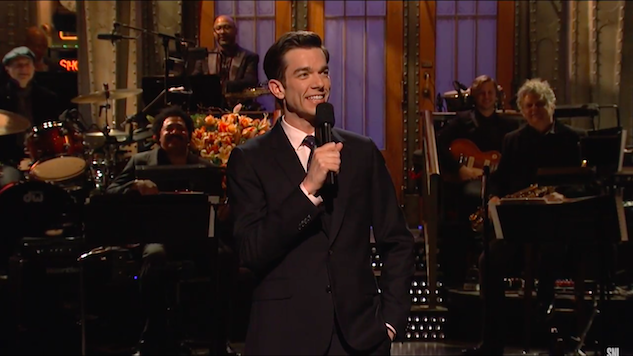 John Mulaney Carries <i>Saturday Night Live</i>'s Best Episode of the Season