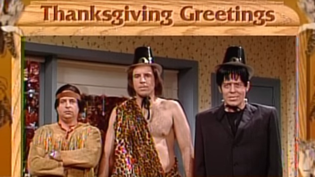 The Best <i>SNL</i> Thanksgiving Sketches