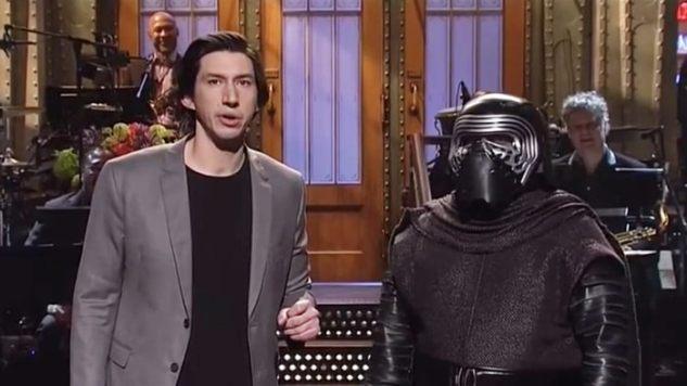 """<i>Saturday Night Live</i> Review: """"Adam Driver/Chris Stapleton"""""""