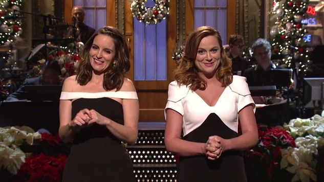 "<i>SNL</i> Review: "" Tina Fey and Amy Poehler/Bruce Springsteen & The E Street Band """