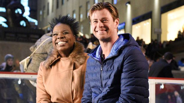 "<i>SNL</i> Review: ""Chris Hemsworth / Chance the Rapper"""