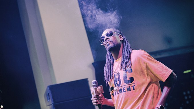 Photos: Snoop Dogg Live at Livewire