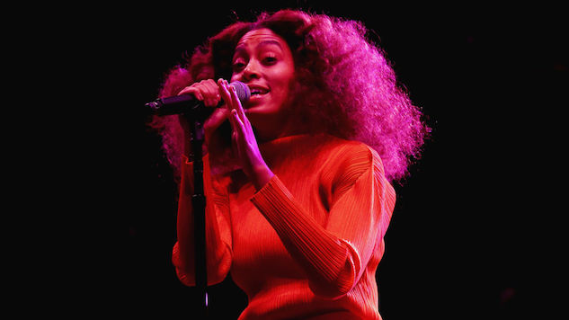 "Watch Solange and Incubus Perform ""Aqueous Transmission"" Together in New Orleans"