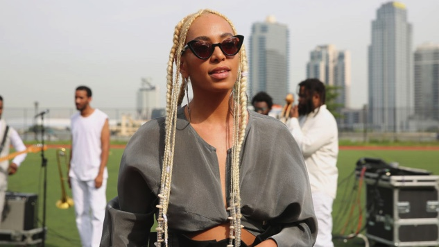 Solange Shares News of Battling Illness, Cancels Afropunk NYE Performance