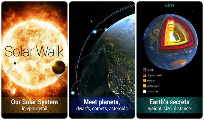 10 Great Apps for Exploring Space :: Tech :: Apps :: Paste