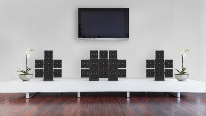Sonic Blocks, the Modular Speaker System, Could Be the Future of Audio Setups