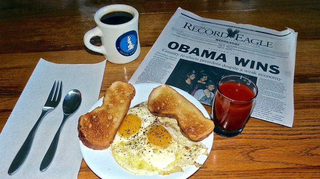 Why Newspapers are My Key Ingredient to Soul Food History