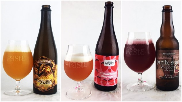 143 of the Best Sour/Wild Ales, Blind-Tasted and Ranked