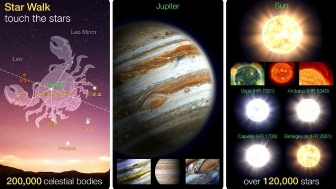 Explore the Stars with These 10 Apps for iOS