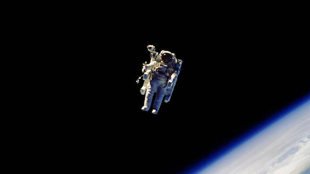 Space Matter: The Trouble with Spacesuits