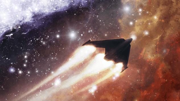 Exclusive Cover Reveal: Sangu Mandanna's Sci-Fi Epic, <i>A Spark of White Fire</i>