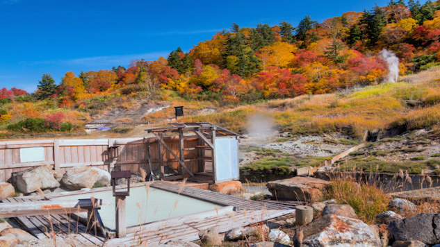 Time Travel: The History of Spas