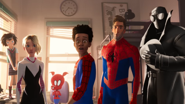 The New Trailer for <i>Spider-Man: Into the Spider-Verse</i> Is Jaw-Droppingly Cool