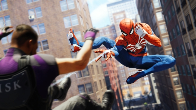 <i>Spider-Man</i> Combines 50 Years of History with Great Combat and Webslinging
