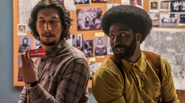 The First Trailer for Spike Lee's <i>BlacKkKlansman</i> Already Looks Incredible