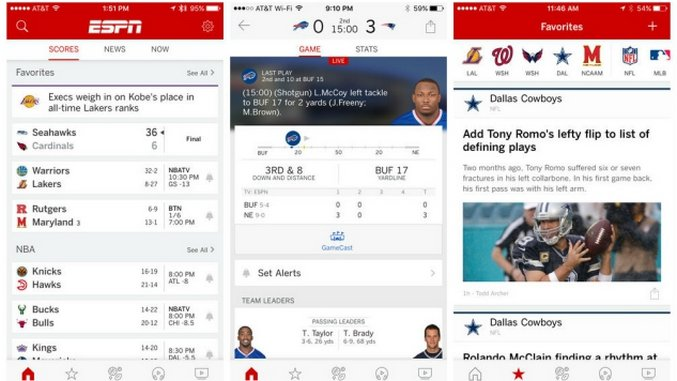 10 Free Sports Apps for iOS to Get You in the Game