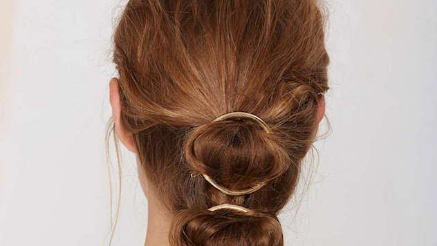 10 Hair Products and Accessories for a Shimmery Spring 'Do