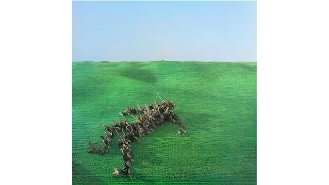 Squid&#8217;s Paranoia Is Palpable On the Chaotic but Refined <I>Bright Green Field</I>