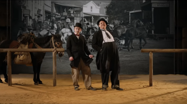 The First Trailer for <i>Stan & Ollie</i> Looks like Award Show Bait in the Making