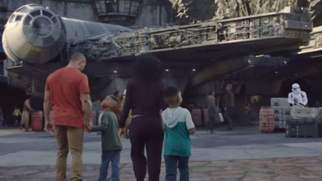Disney Releases a New Behind-the-Scenes Video for Its Star Wars Theme Park Land
