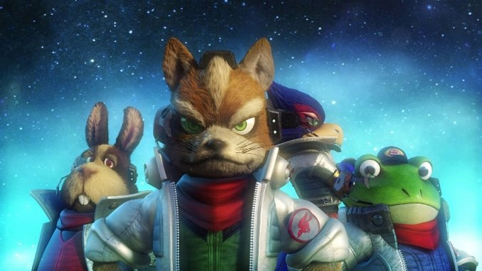 <i>Star Fox Zero</i> Review: Familiar Space