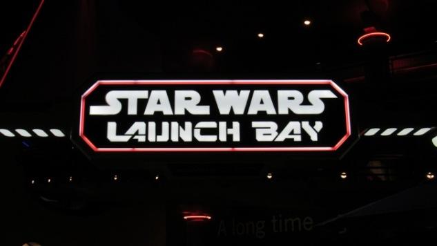 Disneyland's Star Wars Launch Bay Gallery
