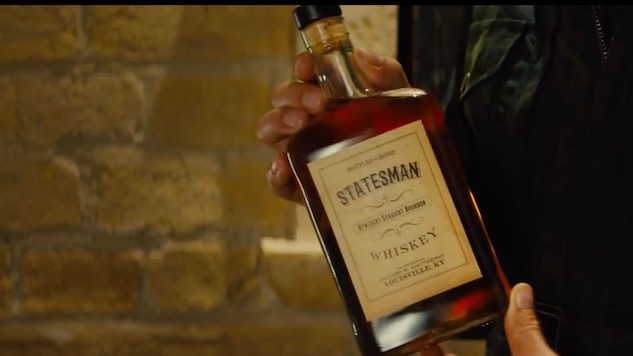 Old Forester Served Me the Bourbon it Made for <i>Kingsman: The Golden Circle</i> and it was Classy as Hell