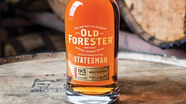 Old Forester Statesman Bourbon Review