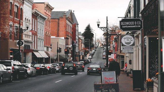 Checklist: Staunton, Virginia