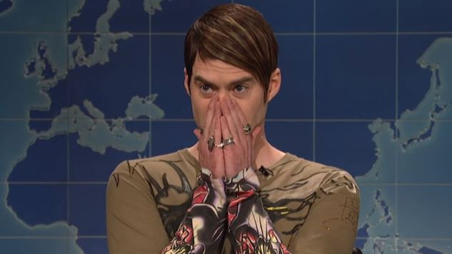 Stefon Returns to <i>SNL</i> to Talk About St. Patrick's Day