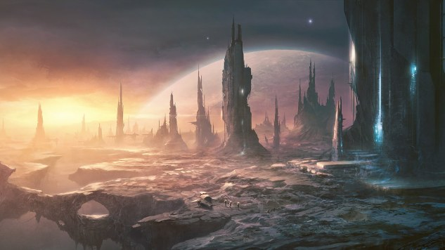 Oblique Strategy: Skirting the Edge of Intergalactic War in <i>Stellaris</i>