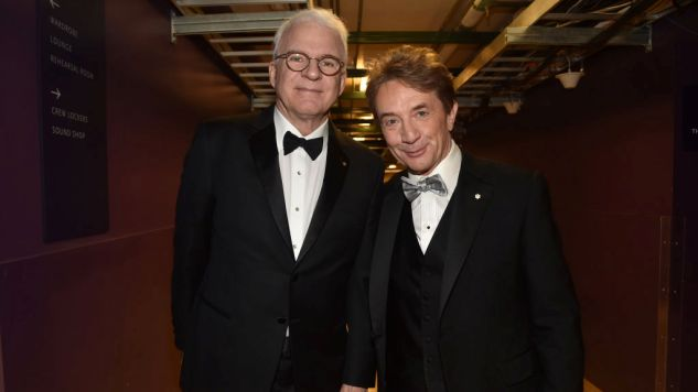 Steve Martin and Martin Short Are Doing a Netflix Special Together