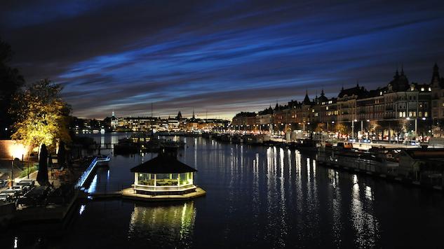 Checklist: Stockholm, Sweden