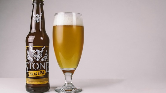 Stone Go-To IPA Review