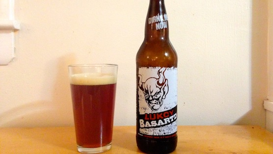 Stone Brewing Co. Lukcy Basartd Review