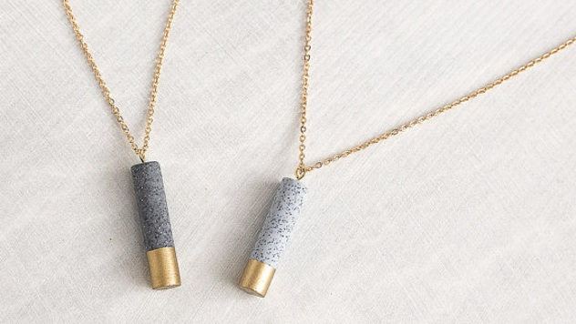 Stone Jewelry for A Little Added Edge