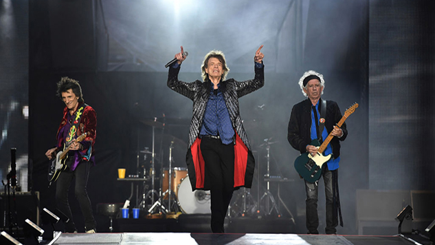 The Rolling Stones Announce <i>Voodoo Lounge Uncut</i> Concert Film