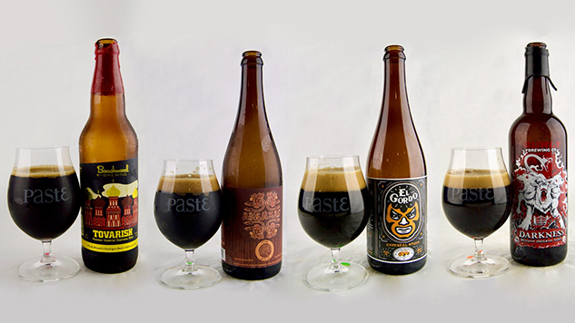 102 of the Best (Non-Barrel Aged) Imperial Stouts, Blind-Tasted and Ranked