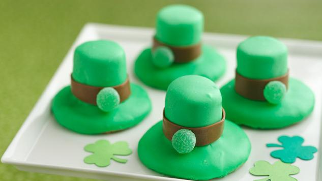 Cute and Conceptual Bites for St. Patrick's Day
