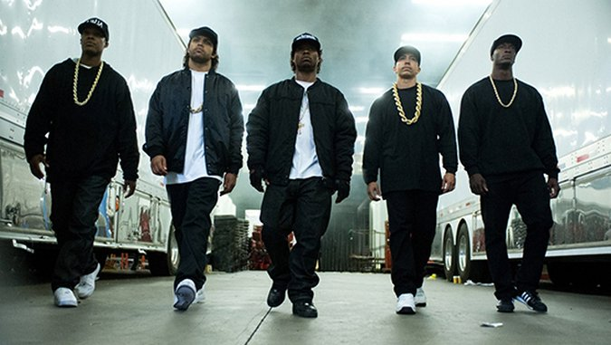 <i>Straight Outta Compton</i>