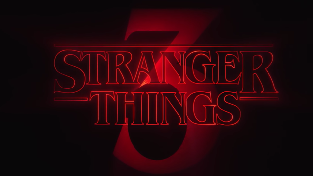 Netflix Announces <i>Stranger Things 3</i> Premiere Date