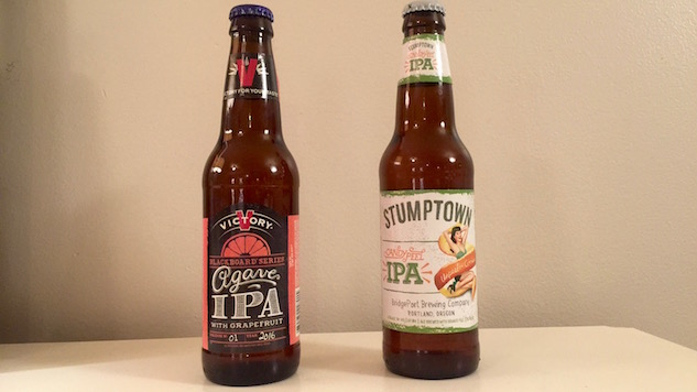Two New Fruity IPAs: A Double Review