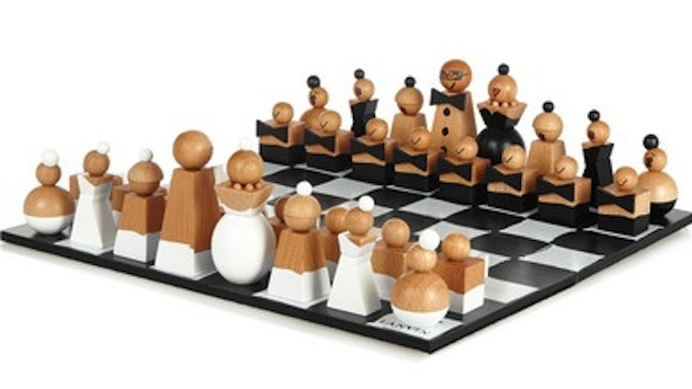 Cool Chess Sets For Nerding Out