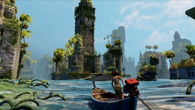 <i>Submerged</i> Review: All Wet