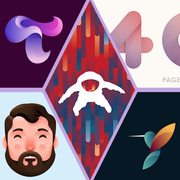 6. Geometric Shapes: All logo designs ...
