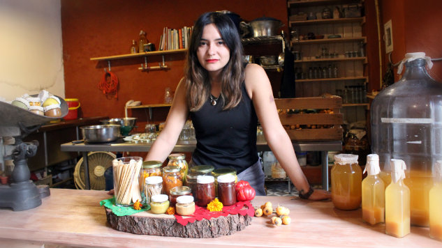 Suculenta Brings Rare Pickles to Oaxaca