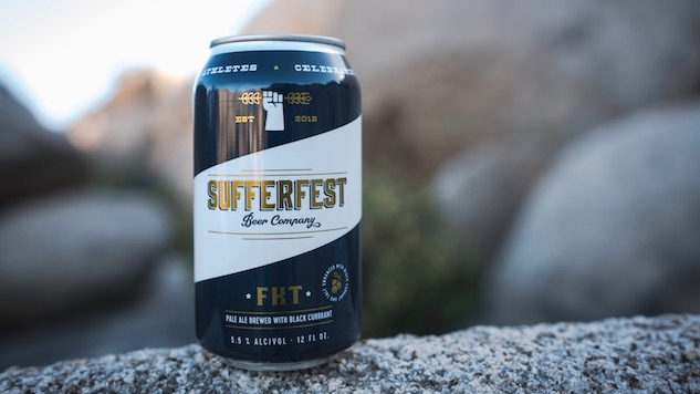 Sufferfest Is a Beer Built for Athletes