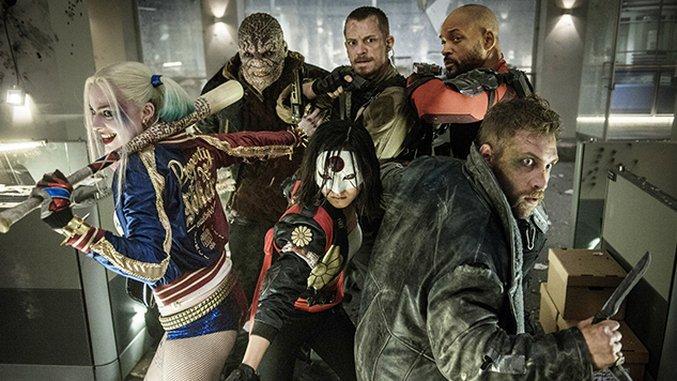 <i>Suicide Squad</i>