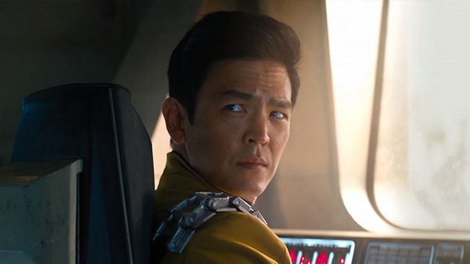 How No Man Has Loved Before: On Sulu's Sexuality in <i>Star Trek Beyond</i>